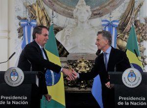 Bolsonaro respaldó a Macri: «No queremos nuevas Venezuelas en la región»
