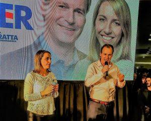 Bordet logró su reelección con un aplastante triunfo sobre el candidato de Cambiemos