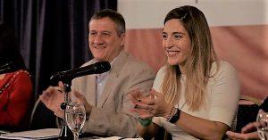Elecciones: el Nuevo MAS se presentará con la fórmula presidencial Castañeira -Mulhall
