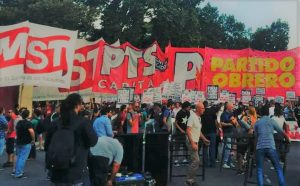 De cara las elecciones de octubre, el Frente de Izquierda se amplía y suma al MST