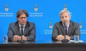 Frigerio citó el caso Río Tercero para acotar el impacto de las elecciones en las provincias