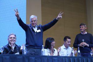 Para Gutiérrez, la decisión de Caserio de apoyar la fórmula F-F es «algo natural» y «personal»