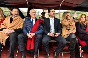 Lavagna y Urtubey se mostraron juntos en homenaje a Güemes