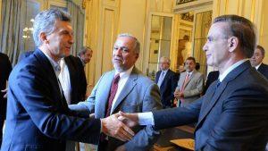 Macri anunció que el peronista Pichetto será su compañero de fórmula
