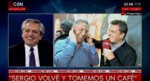 «Café de por medio», Massa se reúne con Alberto Fernández para terminar de cerrar el acuerdo