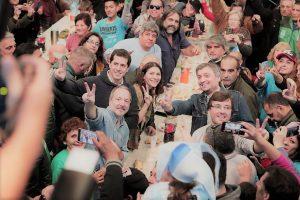 Máximo Kirchner pidió alcanzar la «unidad» aunque con «objetivos mucho más altos» que pararse frente a Macri