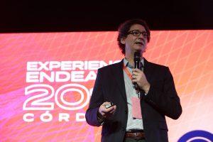 «Nuestra aspiración es que cada vez más gente se anime a emprender», dijo Mayer en Córdoba