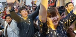El gobernador electo de Tierra del Fuego afirmó que hará campaña por Fernández – Fernández