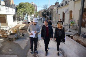 «Distrito Joven»: Comenzó la segunda etapa de la obra del Portal de Güemes