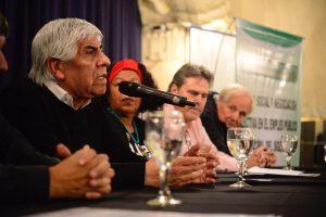 Al redoblar su contraataque, Moyano afirmó que Macri «el 10 de diciembre se va»