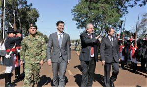 El gobernador de Misiones dijo que «la Patria va a necesitar hombres como Urtubey»