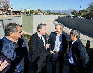 Pichetto le pidió al peronismo de La Rioja que acompañe el «proyecto democrático» de Macri