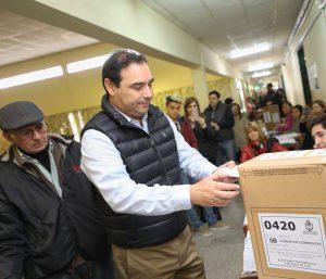 Tras cerrar la votación, Cambiemos se adjudica el triunfo de las elecciones legislativas en Corrientes