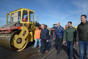 Schiaretti reafirmó que «pese a la crisis, Córdoba sigue avanzando»