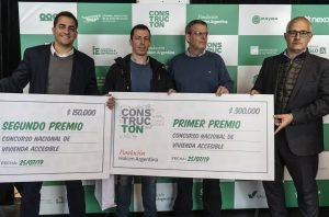 La edición 2019 del Constructón ya tiene sus emprendimientos ganadores