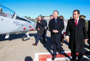 FAdeA concretó la venta internacional de su avión Pampa III