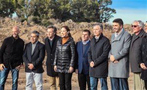 Junto a Vidal, Macri le pegó duro al Gobierno K por aislar a la Argentina del mundo