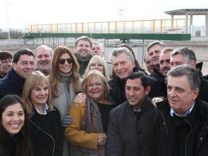 «Córdoba es el motor de este país», afirmó Macri desde Río Cuarto