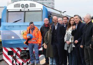 «No queremos más mentiras, estafas ni corrupción», dijo Macri al inaugurar el viaducto San Martín