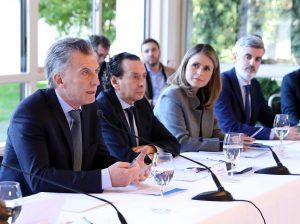 Ante representantes de cámaras empresarias, Macri destacó el acuerdo Mercosur-UE