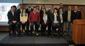 Los precandidatos a diputados de EVC lanzaron su campaña «pro vida» rumbo a las elecciones
