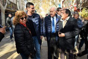 La fórmula Lavagna-Urtubey desembarca en Córdoba y se reúne con Schiaretti