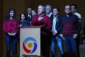 Tramos separados de la boleta, el pedido de Hacemos por Córdoba ante la Justicia electoral