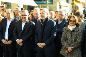 """Para Frigerio, el próximo gobierno de Macri será de «unidad nacional"""""""