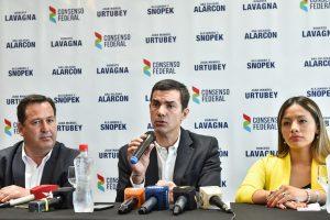 """Urtubey volvió a apuntarle al Gobierno de Macri: «no se baja la inflación planchando la economía"""""""