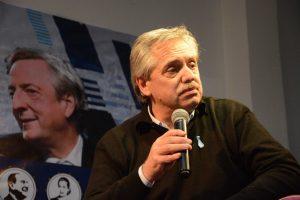 Desde Catamarca, Fernández    dijo que gobernará «sin dogmas ni caprichos ideológicos»
