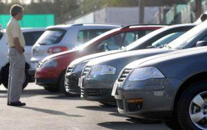 La venta de los autos usados cayó 7,3%