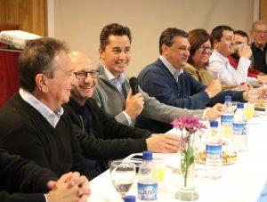 Calvo pidió elegir la lista de HPC que fue «armada desde Córdoba y para Córdoba»