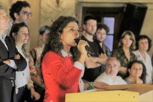 """Al demandar «la emergencia social"""", candidata del FIT-Unidad cuestionó que """"la ola polar viene de la Rosada»"""