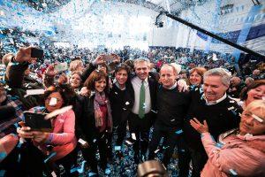 Alberto Fernández arremetió contra el Gobierno de Macri por la reforma laboral