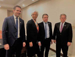 El FMI renovó su apoyo al Gobierno de Macri y se viene un nuevo desembolso por el Acuerdo Stand-By
