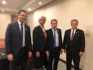 Acuerdo Stand-By: el directorio del FMI aprobó el giro de 5.400 millones de dólares