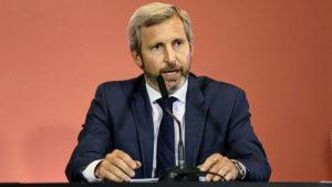 Frigerio demandó que el acuerdo Mercosur-UE sea refrendado con «rapidez» en el Congreso