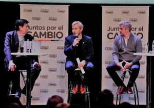 «Si ganan los Fernández va a gobernar Cristina», afirmó Frigerio