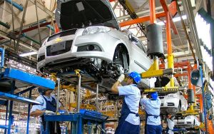 Según la UIA, la actividad industrial cayó 6,7% en mayo