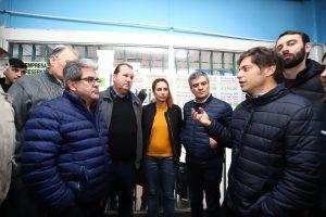 Kicillof quiere debatir con Vidal, aunque dijo que la mandataria no muestra predisposición