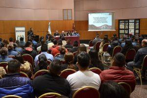 """López Arias: """"Hay acciones que deben transformarse en políticas de Estado"""""""