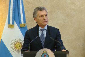 Macri habló de «la normalización de la imagen» de las FFAA en la vida democrática del país