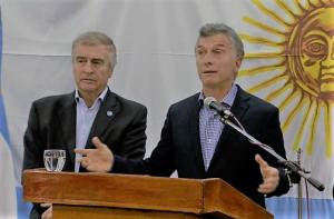 Familiar de una víctima del ARA San Juan pedirá el juicio político de Aguad