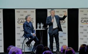 Macri afirmó que recibió «un país devastado» y ahora está «listo para gobernar cuatro años más»