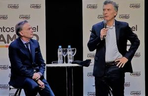 Junto a Pichetto, Macri lanza la campaña con la tropa cordobesa