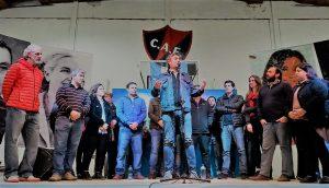 """A La Cámpora """"no le interesa ninguna centralidad"""" en un futuro Gobierno de AF, dijo Larroque"""