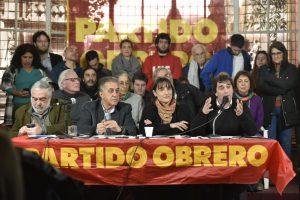 La dirigencia del Partido Obrero rechazó las acusaciones de Altamira