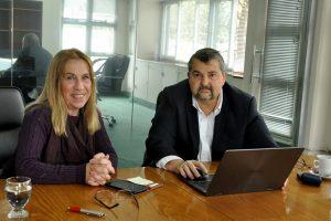 La Provincia y el sector privado buscan implementar una plataforma digital de ventas