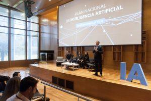 Desde el Gobierno se trabaja en la co-creación de un Plan de Inteligencia Artificial (IA)