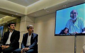Aliado vecinalista propone a García Elorrio como Defensor del Pueblo